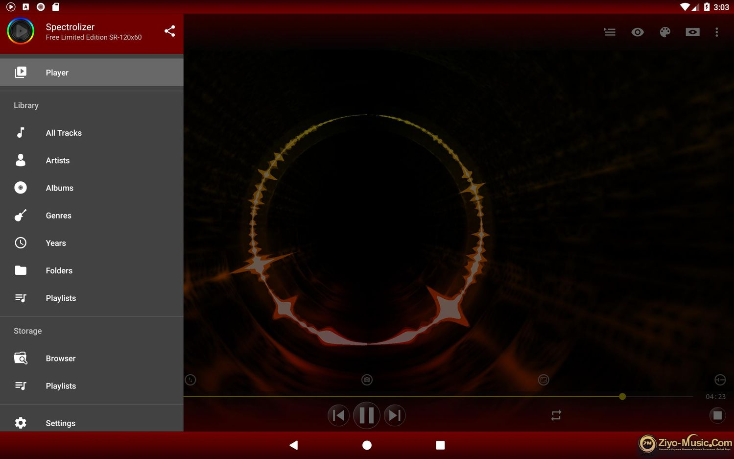 Spectrolizer Player (Android).apk